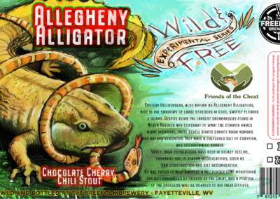 Allegheny Alligator